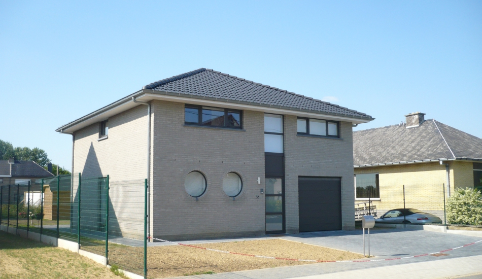 Bosman Woning -en appartementsbouw